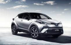Preturi Toyota C-HR in Romania: Cat costa noul SUV compact
