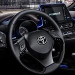 Toyota-C-HR interior