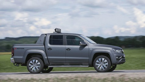 Test: VW Amarok V6 – revanșa germană din segmentul pick-up