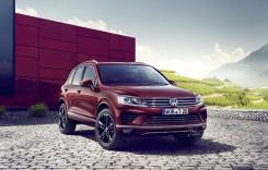 VW Touareg Exclusive Edition – luxos și personalizat