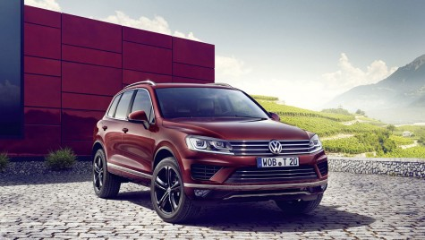 VW Touareg Exclusive Edition – luxos și personalizat