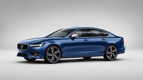 Volvo S90 R-Design – luxos și sportiv deopotrivă