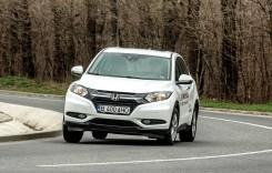 TEST Honda HR-V 1.5 i-VTEC – Surpriza din joben