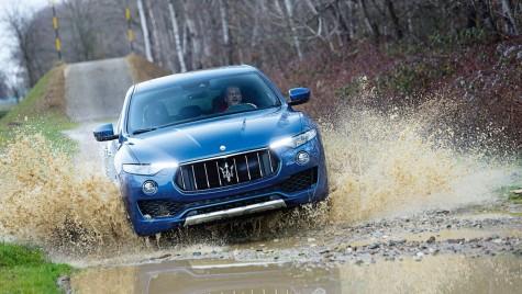 TEST EXCLUSIV cu Maserati Levante, primul SUV din istoria casei italiene