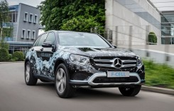 Mercedes GLC F-Cell: SUV premium alimentat cu hidrogen