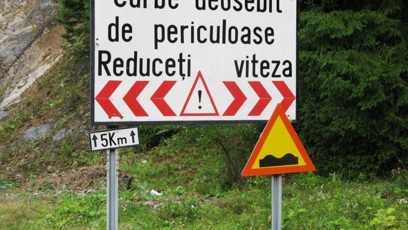 Semn Rutier modificare a codului rutier cele mai spectaculoase drumuri din Europa
