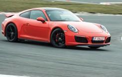 TEST Porsche 911 Carrera 4S facelift – Zbor la joasă altitudine