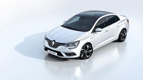 Renault Megane Sedan – filme, foto și date oficiale