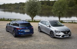Renault Megane Estate – informații oficiale