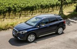 Suzuki S-Cross facelift: fotografii și detalii oficiale