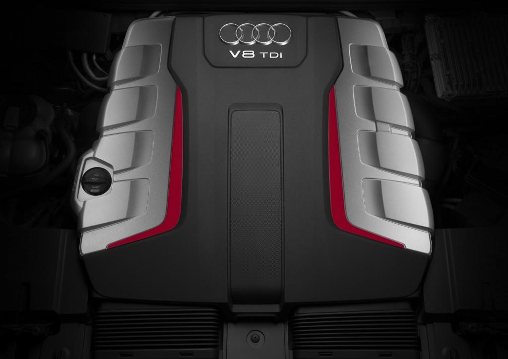 Audi V8 TDI