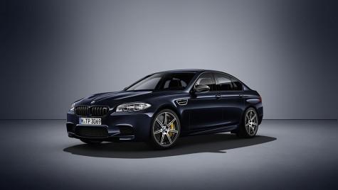 BMW M5 Competition Edition – cântecul de lebădă al generației F10