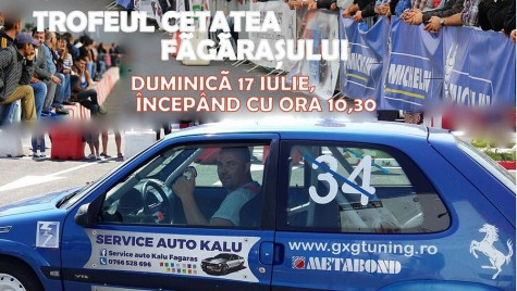 Trofeul Făgăraș în International Autotest Challenge 2016