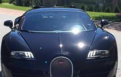 Christiano Ronaldo își face cadou un Bugatti special