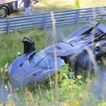 Koenigsegg One:1 accident Nurburgring