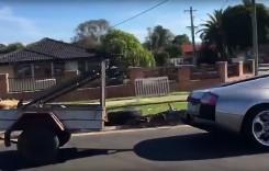 Lamborghini Murcielago – mașina țăranului australian
