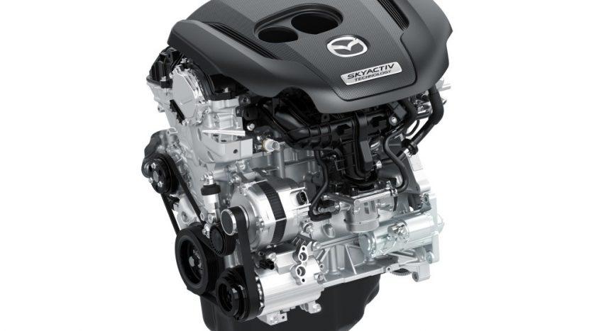 Mazda Skyactiv 2.5 turbo