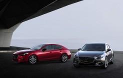 Mazda3 facelift: modificări fine, efecte majore