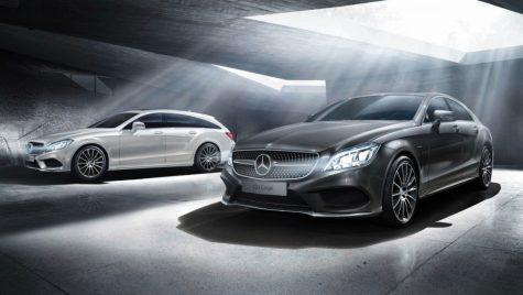 Mercedes CLS Final Edition – adio, generația a doua!