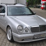 Mercedes E55 AMG Michael Schumacher