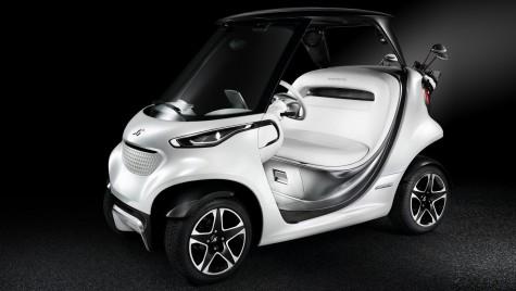 Mercedes Garia Golf Car – lux suprem pe terenul de golf!