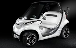 Mercedes Garia Golf Car – lux suprem pe terenul de golf!