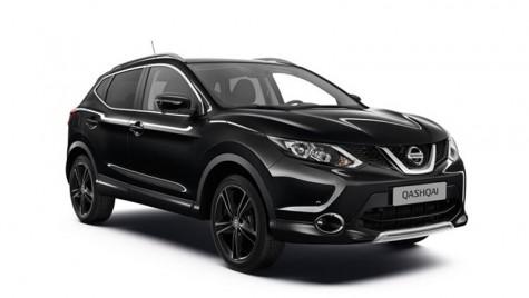 Nissan Qashqai Black Edition – creme de la creme