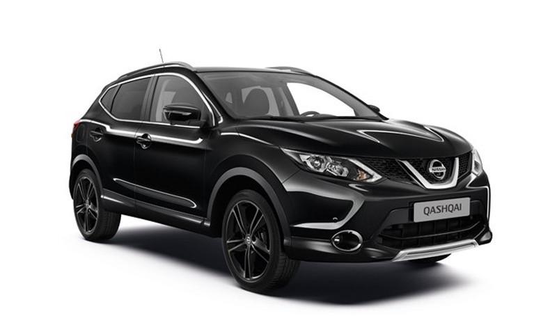 Nissan Qashqai Black Edition