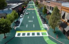 Șoselele cu celule solare integrate au devenit realitate