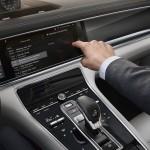 Porsche Connect Porsche Panamera 2017
