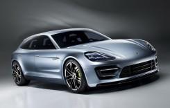 Porsche Panamera Sport Turismo va fi produs peste două luni!