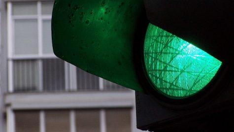 Semafoarele inteligente în trafic real!