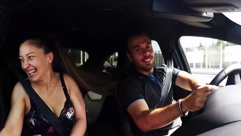 Simone Tempestini bagă spaima-n clienții Uber!