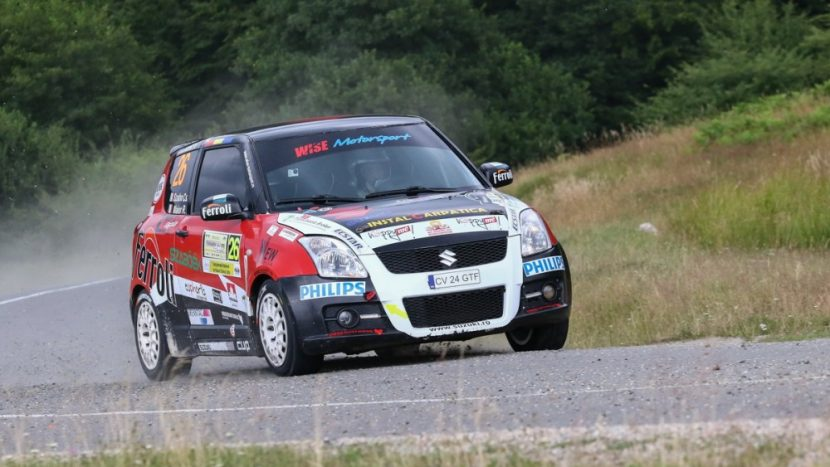 Szabo Csongor - Cupa Suzuki