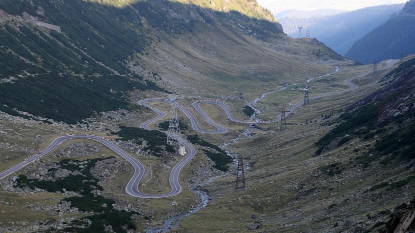 Transfagarasan - cele mai spectaculoase drumuri din Europa