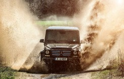 TEST Mercedes-Benz G 350 d facelift – Die Hard