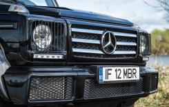 Mercedes G-Class dă piept cu cel mai dur traseu off-road
