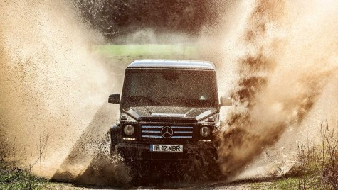 TEST Mercedes-Benz G 350 d facelift – Die Hard