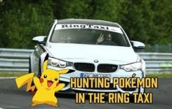 Pokemon Go. Vânătoarea de Pikachu pe Nurburgring