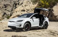 Test – Tesla Model X P90D Performance