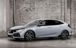 2017 Honda Civic hatchback – imagini și detalii oficiale