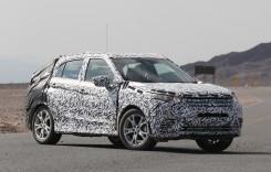 Mitsubishi ASX – viitoarea generație, spionată la teste