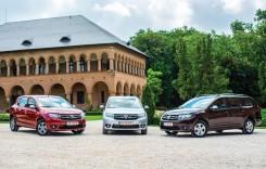 Test cu Dacia Logan Easy-R
