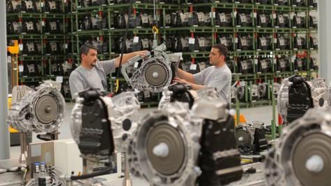 Daimler începe producţia unei noi cutii de viteze la fabrica din Sebeş