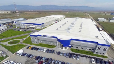 Uzină Daimler nou-nouță în Sebeș