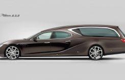 Maserati Ghibli Hearse: raiul pe pământ