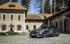 Test drive Mercedes E 220 d