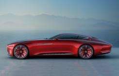 TOATE DETALIILE: 750 CP pentru Vision Mercedes-Maybach 6