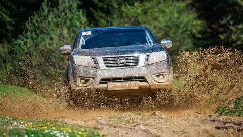 Test cu Nissan Navara Double Cab 2,3 dCi