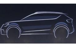 Seat Arona: Noul SUV de clasă mică vine în 2017